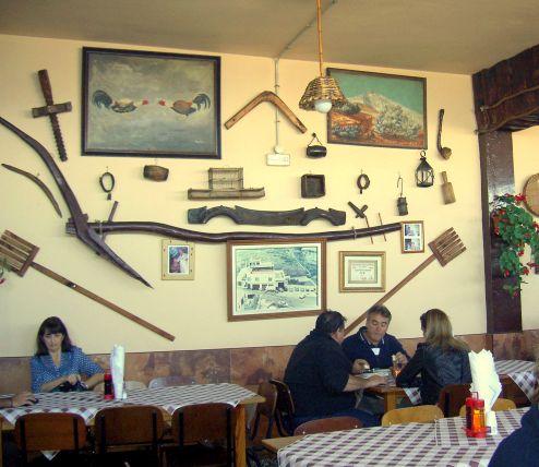 Casa Pedro El Crusantero traditional Tenerife restaurant in rural Santa Ursula.