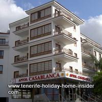 Apartments Casablanca Tenerife Puerto de la Cruz