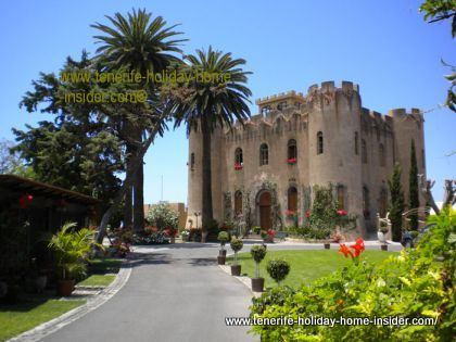 Castillo de Realejos for Events