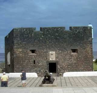 Castle San Felipe of Tenerife North