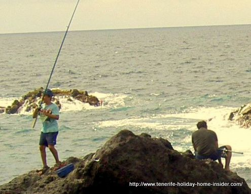 A Tenerife fishing guide which includes off the beaten track
