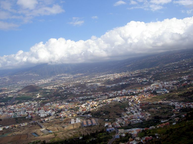 Central Realejos municipality within the Orotava Valley to be enlarged without marked landmarks