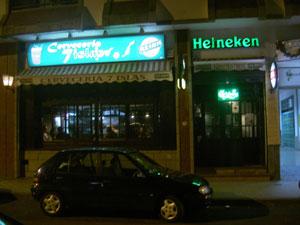 one of top bars in Tenerife Cervezeria 7 Islas