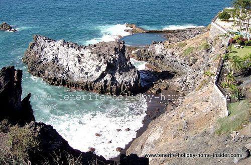 Charcos de Isla Cangrejos