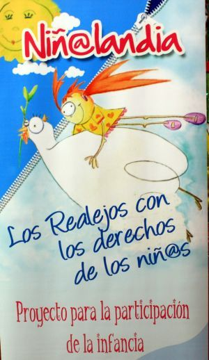 Children activities Niñ@landia Realejos in the spirit of the proverb above.