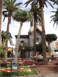 Church Pena Francia Puerto Cruz