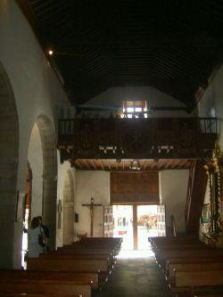Church San Francisco Puerto Cruz