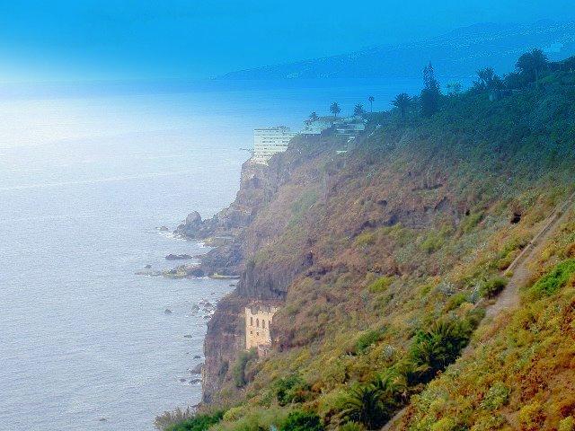 Maritim Hotel to Casona de Castro 4km coastal walk.