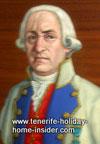Commander Gutierrez of the Battle of Santa Cruz of 1797.