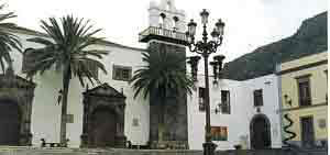 San Francisco Convent Garachico