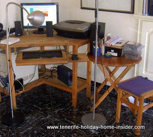 Ikea Tenerife corner desk