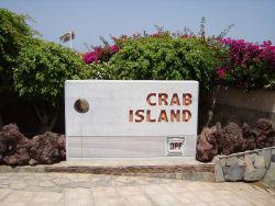 Crab Island Los Gigantes