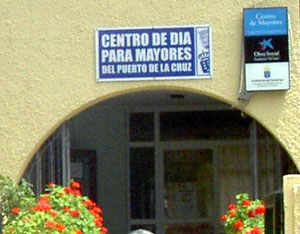 Day center for the elderly Puerto de la Cruz