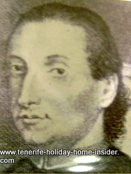 De Viero y Clavijo Jose historic Tenerife celebrity