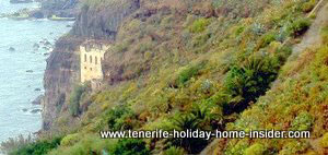 dog holidays La Romantica nature reserve San Pedro Tenerife
