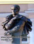 Don Antonio Gutierrez Tenerife opponent of Horatio Nelson.