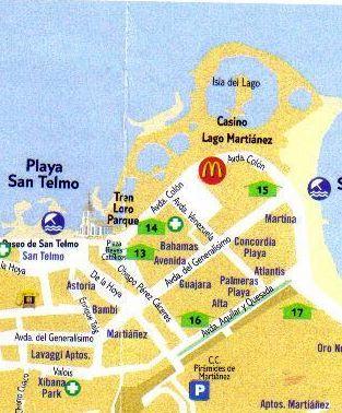 Calle Hoya Puerto de la Cruz Dr. M..Theiss medical