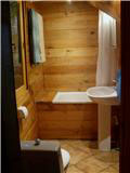 ecologic bathroom eco house Spain la Matanza