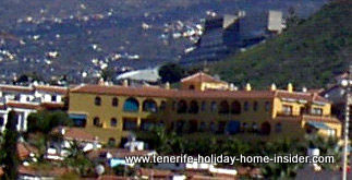 Building Edificio Alfredo for self catering Tenerife apartments