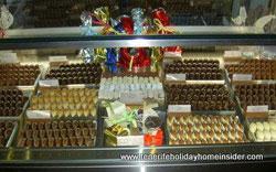 El Aderno chocolates