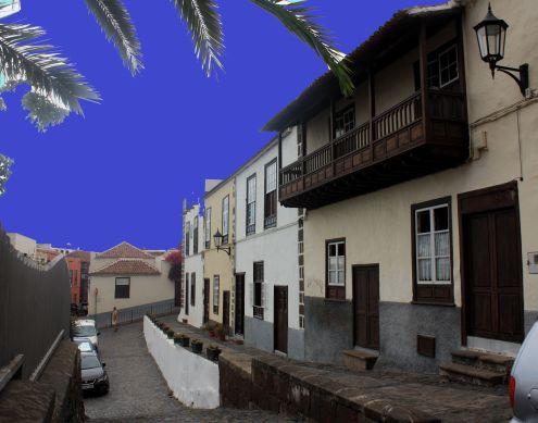 El Casco Garachico Tenerife old quarters