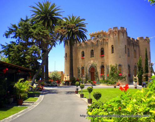 El Castillo Los Realejos Tenerife Spain