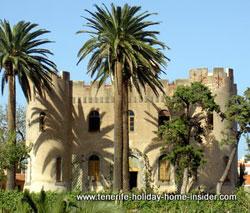 El Castillo La Longuera Los Realejos Tenerife