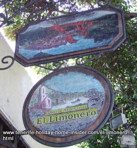 El Limonero Centro Artesanal a Garachico Tenerife craftworks shop.
