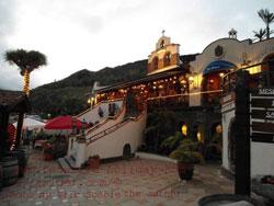 El  Monasterio Mansion Tenerife Christmas