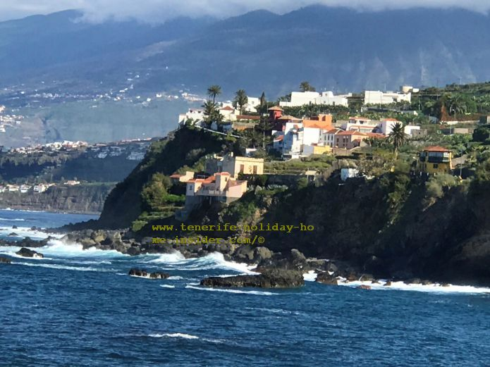 El Rosario is a hamlet of San Juan de la Rambla that is famous for its balcony above the sea with breathtaking views and the traditional Fiesta del Humo