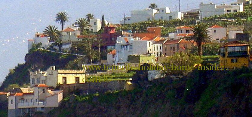 El Rosario by Gorge Ruiz and Tigaiga cliff