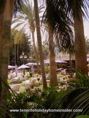 Elite hotel Puerto Cruz Tenerife Botanico