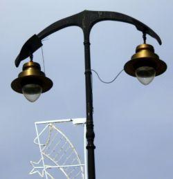 Environmental care lighting to help Teide star and sun watch studies.