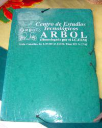 Estudios tecnologicos A R B O L of Los Realejos