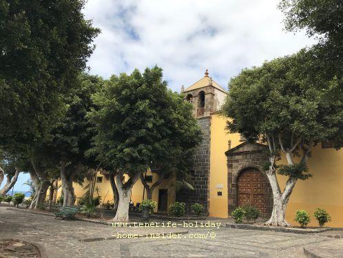 This former monastery Santo Domingo was just as ignored by El Trevejo as its neighbor the Casa de Villafuerte