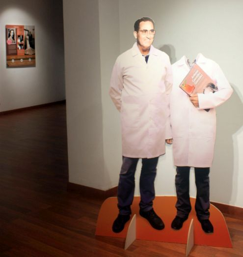 Highly educational exhibition about Antonio Gonzalez Gonzalez at Casa Cultura from October 24 to November 27 of 2017