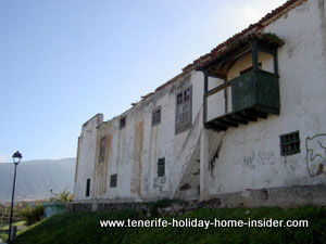 Farmhouse walls over 500 years old