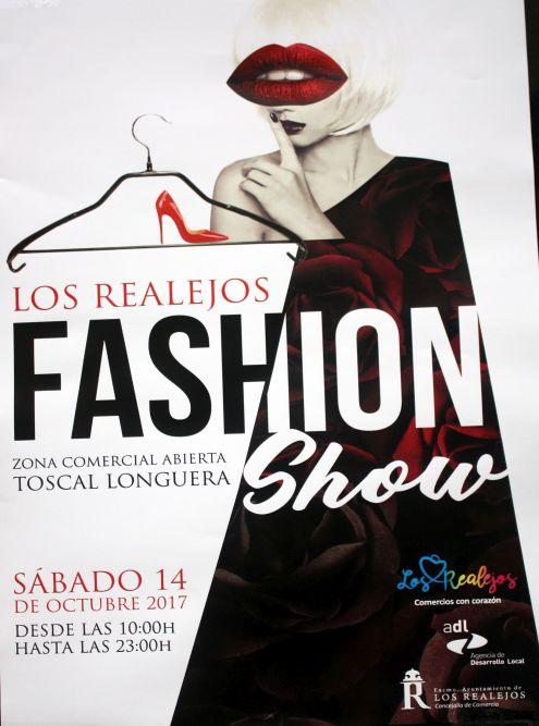 Fashion show Toscal Longuera 2017 on October 14.
