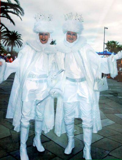 Fastnacht 2016-2017 visitors in Tenerife.