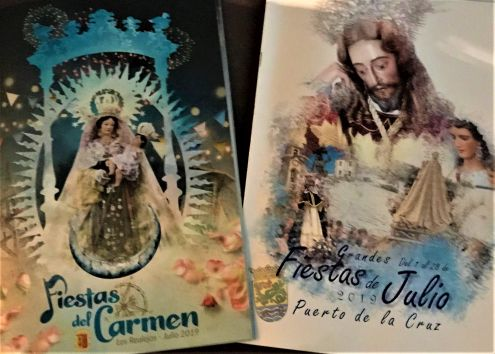 Fiestas del Carmen that always join hands on one particular day in Los Realejos a tradition that goes back to 1750