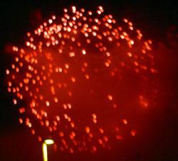 Fireworks Los Realejos Tenerife