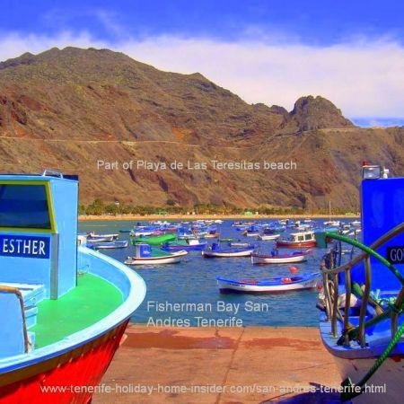 Fisherman bay San Andres