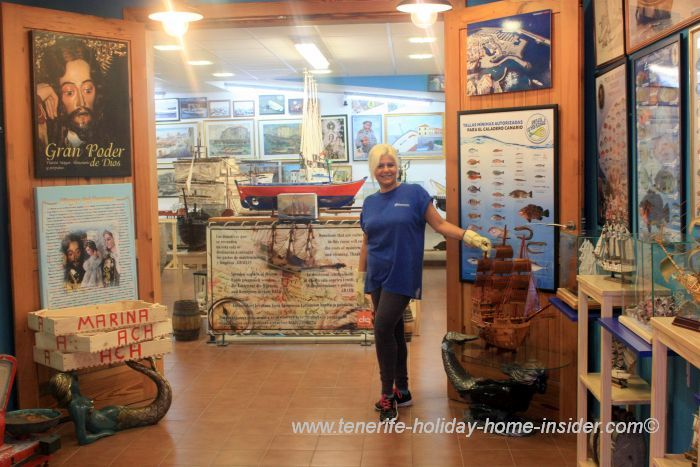 Fisherman Museum Casa d la Aduana