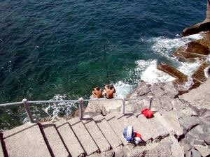 Fishing Los Gigantes Tenerife Spain