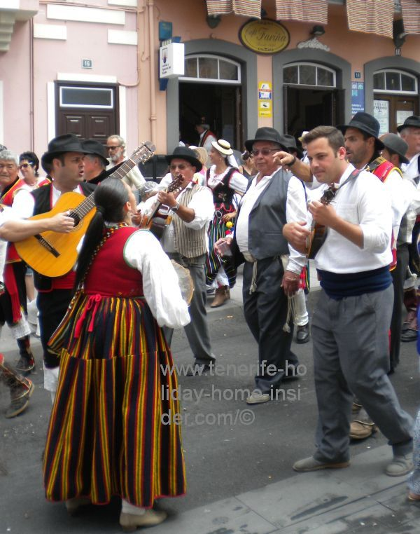 Folk music in the Canary Islands