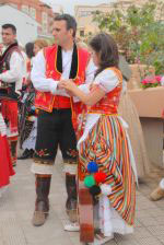 Traditional costume Tenerife