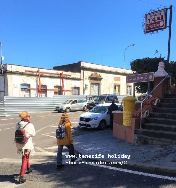 La Cochera the historic omnibus building from 1888 in Icod de Los Vinos is for sale  in Calle Hercules