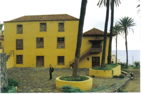 Former Hacienda de Castro until about 2002.