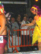 Free style costume Tenerife