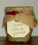 Garchanzos pastry jar innovative gift